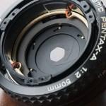Diaframma fotografico - parte meccanica