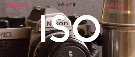 ISO in fotografia e rumore digitale