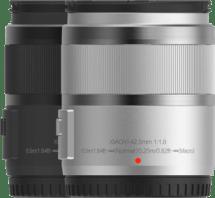 Xiaomi Yi M1 - 42.5mm f/1.8