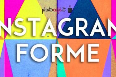 Profili Instagram per ispirarti: FORME GEOMETRICHE - Photocafè.it