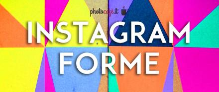 Profili Instagram per ispirarti: Forme Geometriche