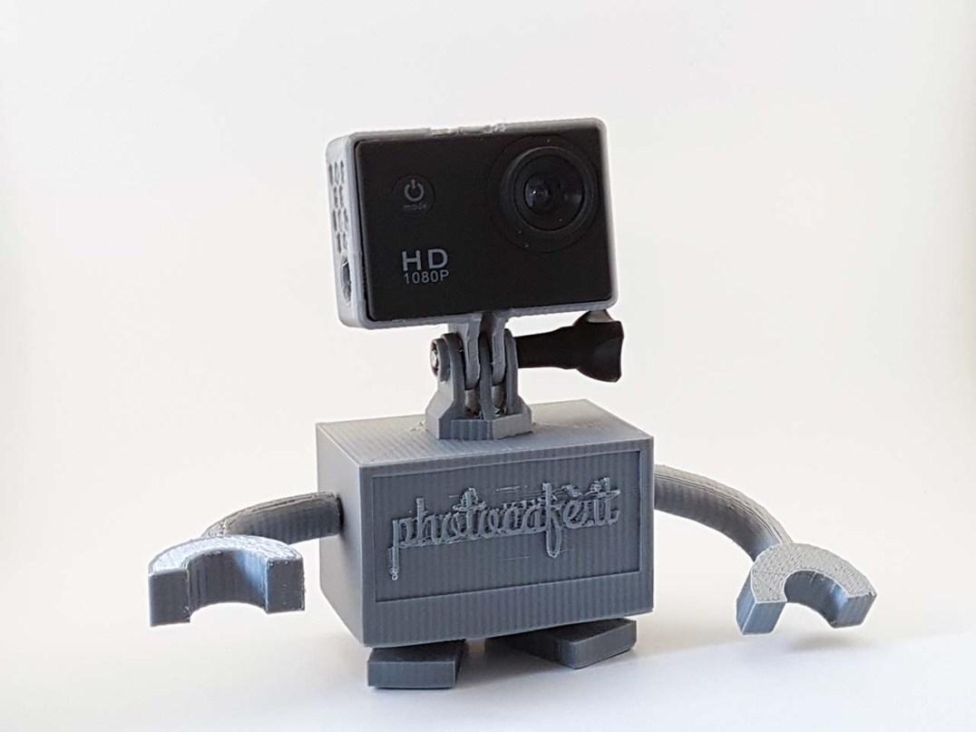 Photocafè.it - Lightbox fai da te: foto di esempio con Coffee-Kun