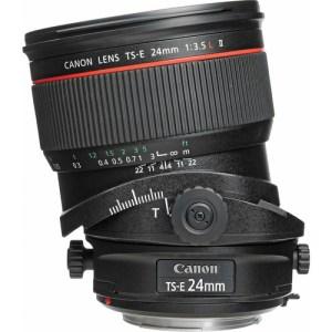 Canon Tilt-Shift