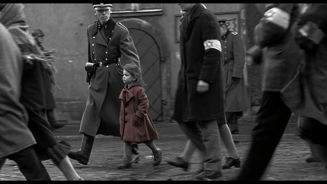 "Fotogramma da ""Schindler's List"" - Steven Spielberg, 1993"