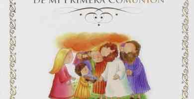 biblia para niño, comunión