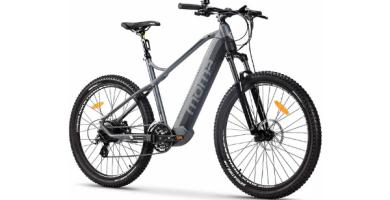 Moma Bikes Bicicleta Eléctrica de montaña