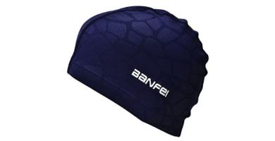 Gorra de natación Fibra de algodón
