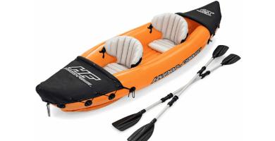 Bestway 8321401 Flotador Kayak Semirigido 330 x 94 cm. 2 Personas