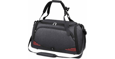 Bolso Fin de Semana Viaje con Compartimento para Zapatos Gym Bag Impermeable Grande 40L