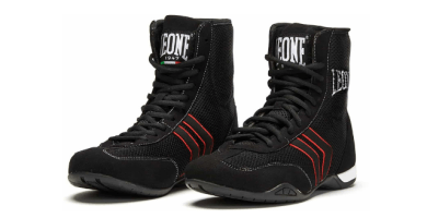 LEONE 1947 botas de boxeo