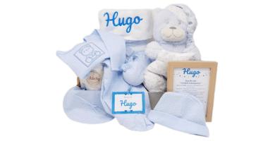 Mababyshop Funny Bear | Canastilla Bebé | Regalo Bebé Personalizado |