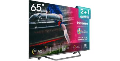"Hisense ULED 2020 65U71QF - Smart TV 65"" Resolución 4K,"