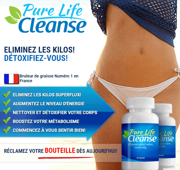 PURE LIFE CLEANSE