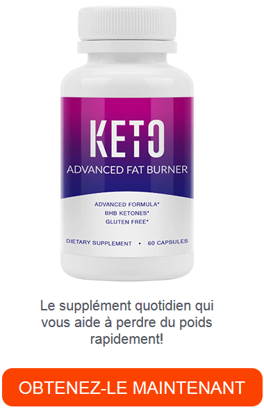 Keto Advanced Fat Burner
