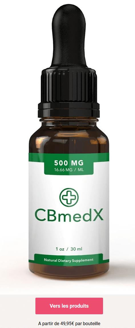 CBMedX CBD Oil