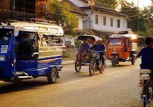 Laos - Unterwegs