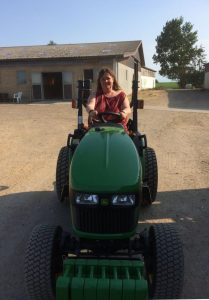 Janni traktor