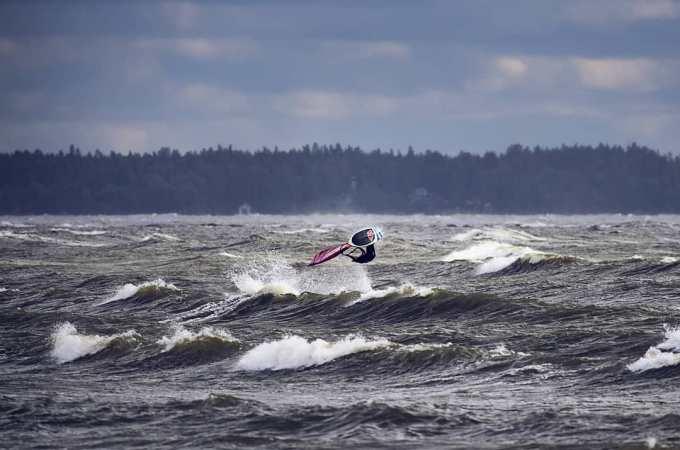 Porin aaltokamera – Kadonneen aallon metsästys