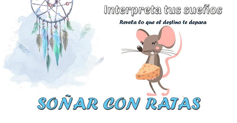 significado soñar con ratas
