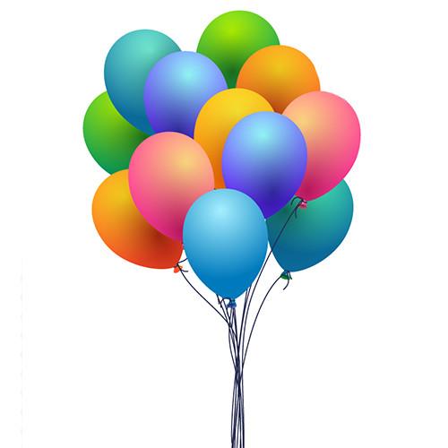 soñar con globos