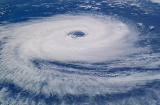 Soñar con un huracán