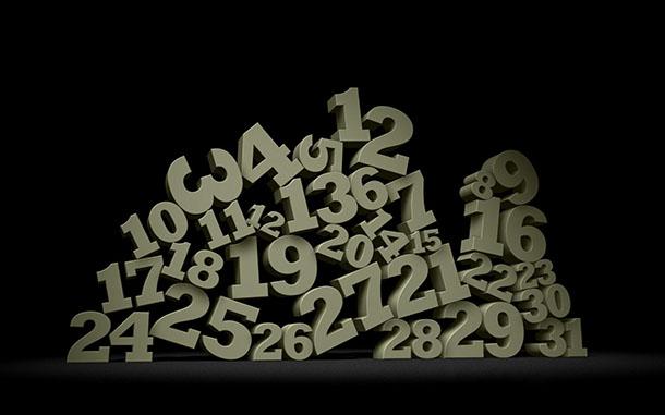 Intepretación de los números en nuestros sueños