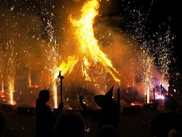 Rituales para la noche de Walpurgis