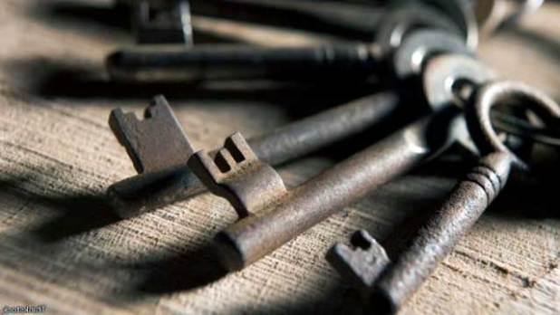 Significado de soñar con llaves