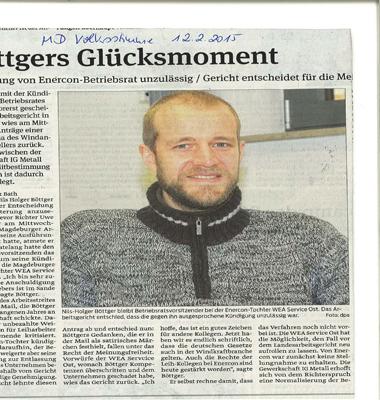 Nils-H. Böttger Zeitungsartikel 2015-02-12kl.