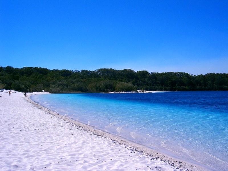 Fraser Island Beach2