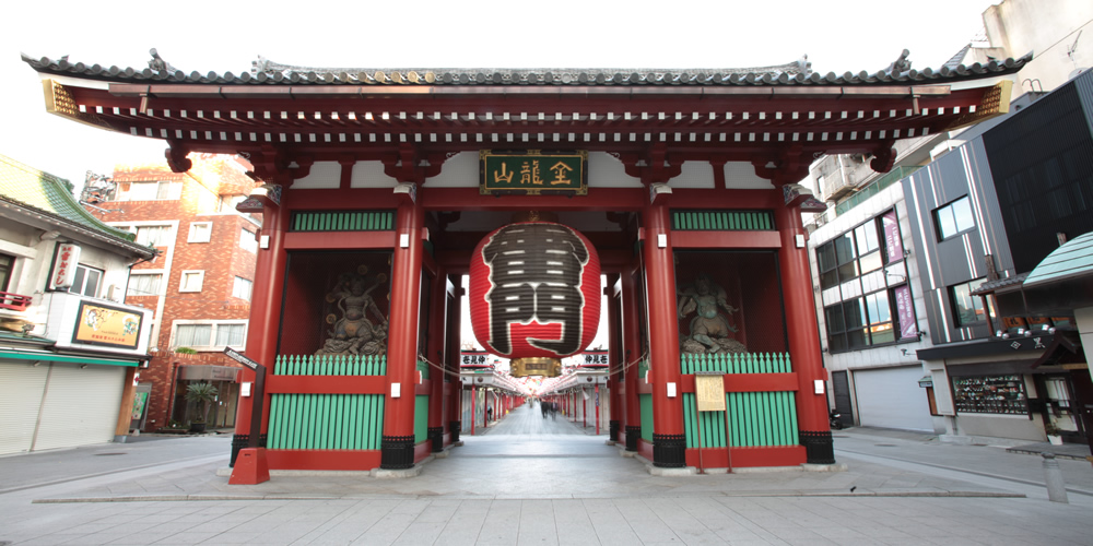 asakusa shopping nakamise and enjoy around sensoji temple area