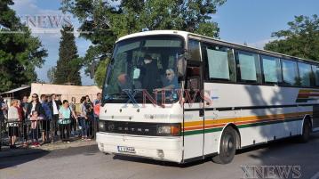 ПМГ на бал с автобус