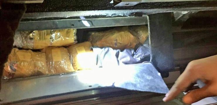 Пипнаха близо 4 кг. злато в турски автобус
