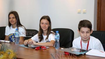 НАСА впечатли деца от Хасково