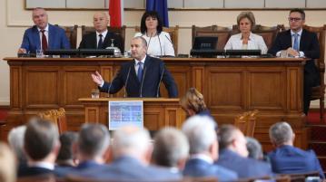 Радев: България продължава да губи своето най-ценно богатство – хората