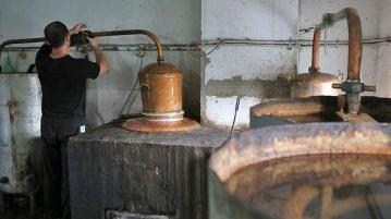 Глобиха ракиен казан в Димитровградско