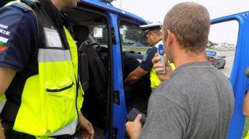 МВР започна операция за лов на пияни и дрогирани шофьори