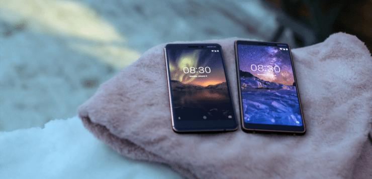 Още два модела телефони Nokia вече са с Android 10