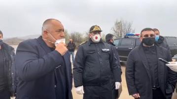 "Бойко Борисов инспектира летище ""Узунджово"" (ВИДЕО)"