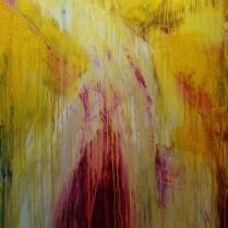 Prelude 4 (Acrylic on canvas 150 x 100 cm)