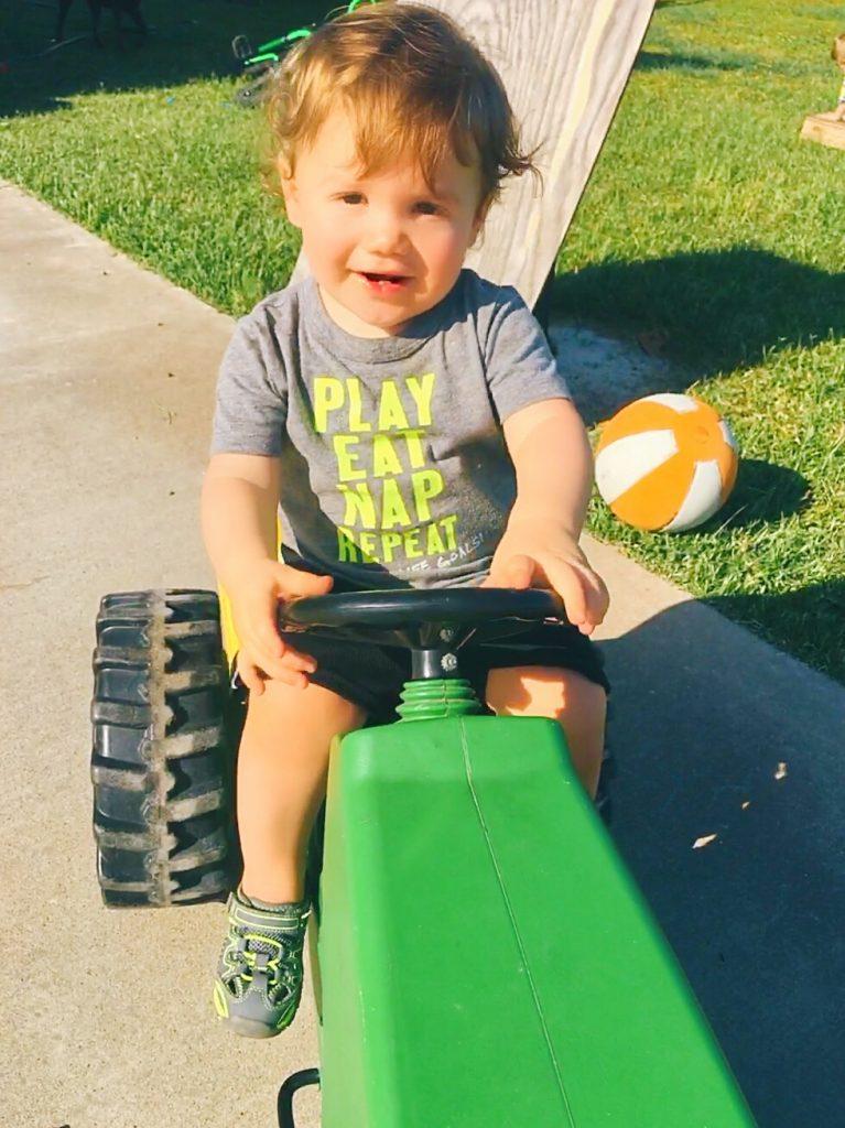 tractor fun