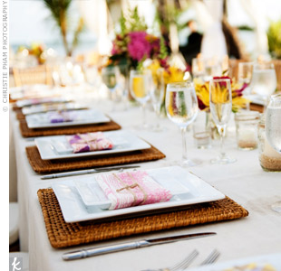 Contemporary Place Settings
