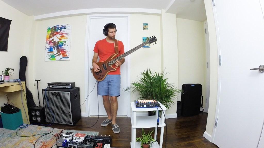 El Faro Bedroom Recording