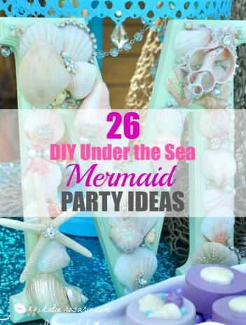 Who Doesnt Love Mermaids This Is Genius So Perfect For Kids Planning A Mermaid Party