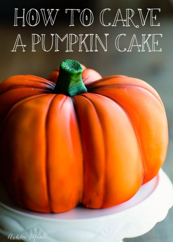Airbrush painted pumpkin cake. Perfect for fall and thanksgiving beginner bakers. 14 Amazing Fall Cakes That Look Almost Too Beautiful to Eat: Sweater weather is not complete without cake!!! Nothing is more beautiful and comforting than fall cakes! This guide is so so perfect for beginner bakers and newbie cake decorators. Pumpkin spice and apple pie in cakes in amazing! I love the fall rich colors! These cakes look too beautiful to eat but hey I'll be eating them! Definitely pinning for later!