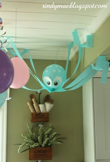 26 Diy Under The Sea Mermaid Party Ideas Xo Katie Rosario
