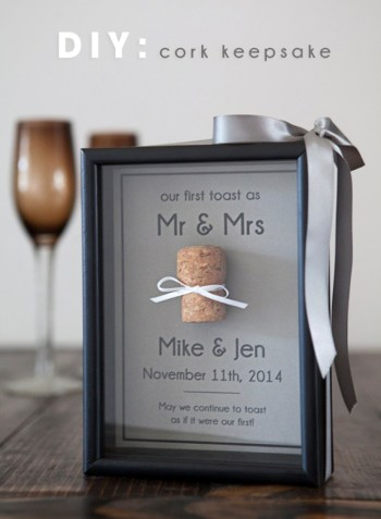 12 DIY Wine Cork Crafts. DIY Wine Cork Keepsake Box Wedding Keepsake. Where are all my fellow wine lovers at?! This is amazing! I love this craft idea. Turn wine corks into awesome DIY crafts, home decor and gift ideas. This is so cool! I love it! Perfect for wine lovers! Pinning for later!