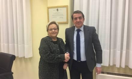 Συνεργασία της Ελένης Λιναρδάτου – Καραγκουνάκη με τη δημοτική παράταξη του Κώστα Τίγκα