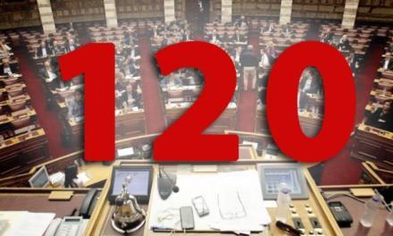 Κατατίθεται σήμερα στη Βουλή το νομοσχέδιο για τις 120 δόσεις