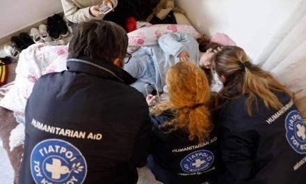 Ο δικός μας Νικήτας Κανάκης ο  Χολαργιώτης  στον φονικό σεισμό της Αλβανίας